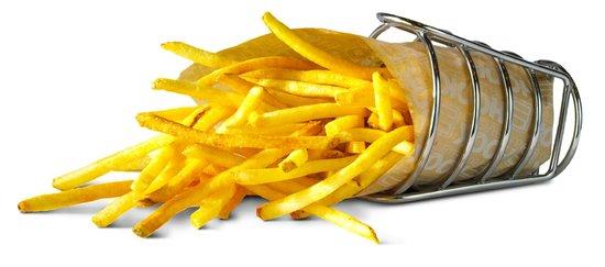 Hook Burger : Hook Fries