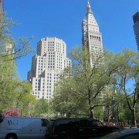 Heritage Hotel New York City: sąsiedztwo hotelu