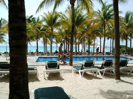 Hotel Riu Lupita: Club de Playa Riu Lupita