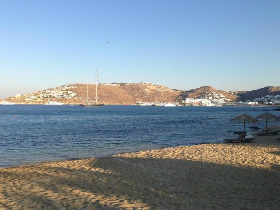 Agia Anna - Paraga Studios: our beach