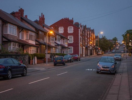 Albion Guest House : New Brighton