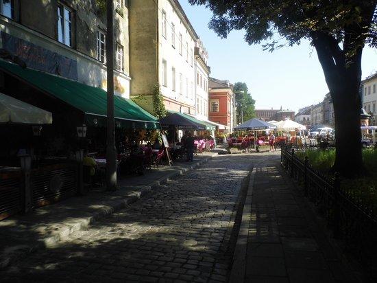 Dom Casimi Guest Rooms: Szeroka Street