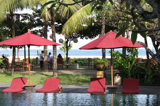 The Sandi Phala : mer et possibilité repas