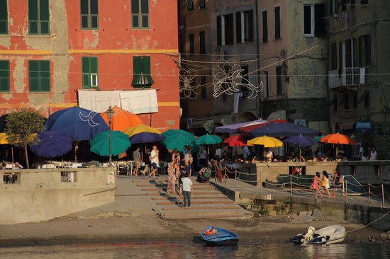 'Gianni Franzi' in Vernazza