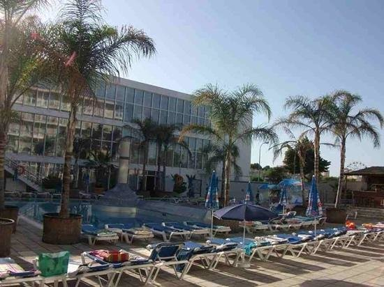 H.TOP Platja Park: pool