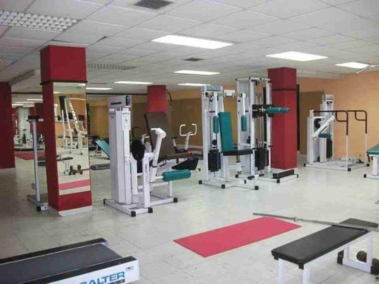 H.TOP Platja Park: gym