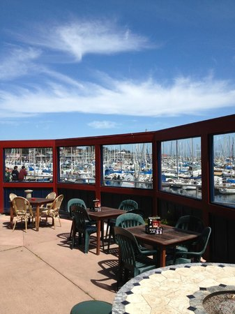 London Bridge Restaurant Monterey
