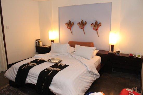 The Sandi Phala : chambre