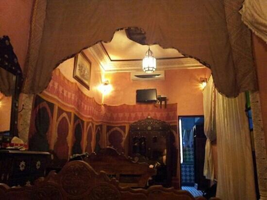 Riad Dar Guennoun : suite presidenziale