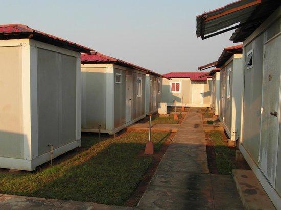 Hotel Yolaka : The container area