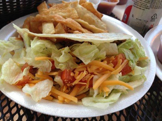 Island Taco : Classic Taco - beef