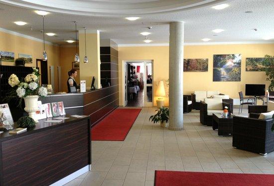 Ringhotel Kulturhotel Fuerst Pueckler Park: Lobby
