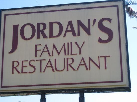 Food Delivery  Jordan Rd