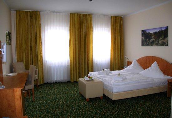Ringhotel Kulturhotel Fuerst Pueckler Park: Beispielzimmer Komfort