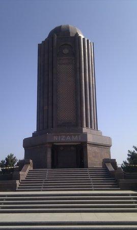 Nizami Ganjavi Mausoleum : mausoleum