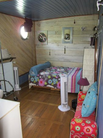 Petite Reine - Peniche : chambre 2