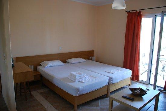 Reverenza Villa: Room interior