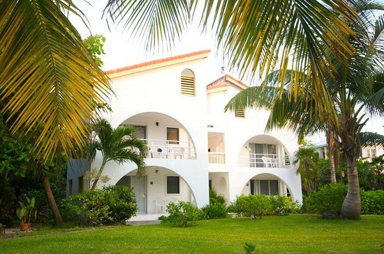 Caribbean Villas Hotel: Quaint and comfortable rooms