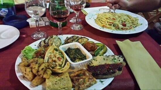 NiloSira B&B e Osteria nel cuore del Salento : ottimo cibo