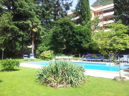 Scala Stiegl Hotel: Pool