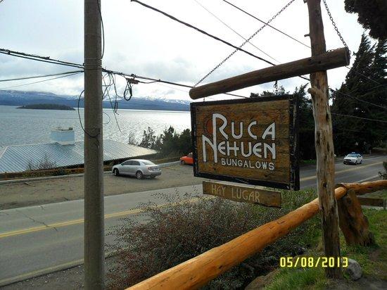 Ruca Nehuen: Entrada