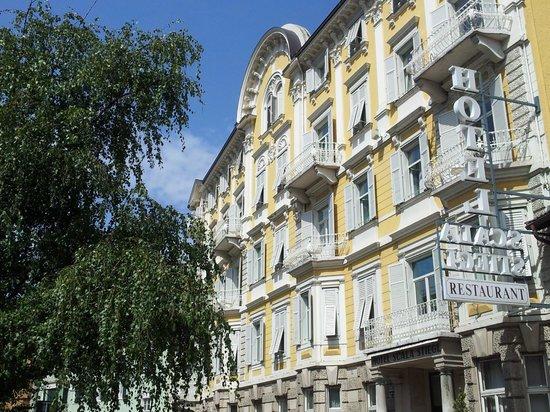 Scala Stiegl Hotel: Hotel