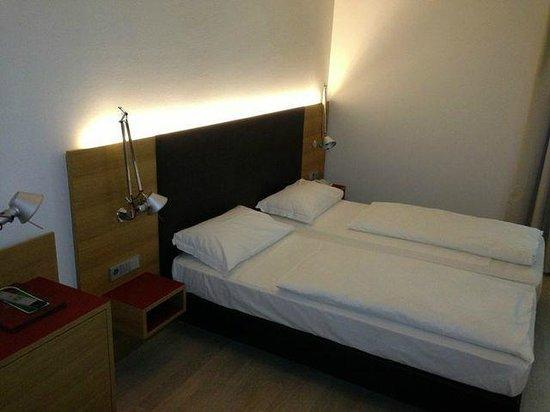 Scala Stiegl Hotel: Zimmer