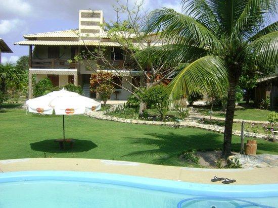 Pousada Velas e Vento: piscina e quartos