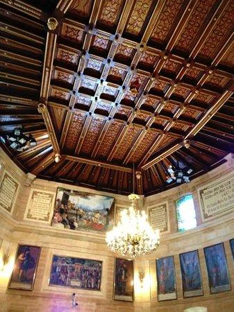 Casa de Juntas: la Chambre des Représentants