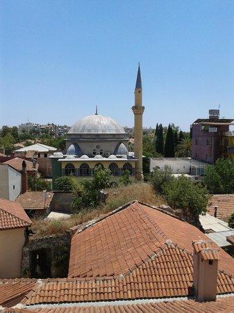 Hotel Twenty: окна выходят прямо на мечеть