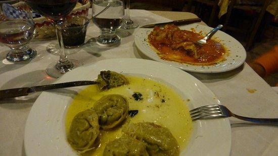 Trattoria Italiana: tender hand-made pasta