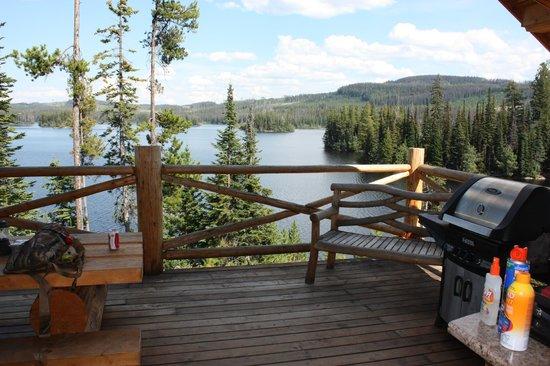 Oyama Lake Eco Lodge: Beautiful lake...