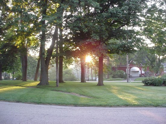 Belvedere Inn & Restaurant: Sunrise