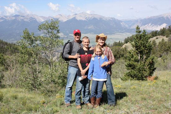 Elk Mountain Ranch: Aspen Ridge