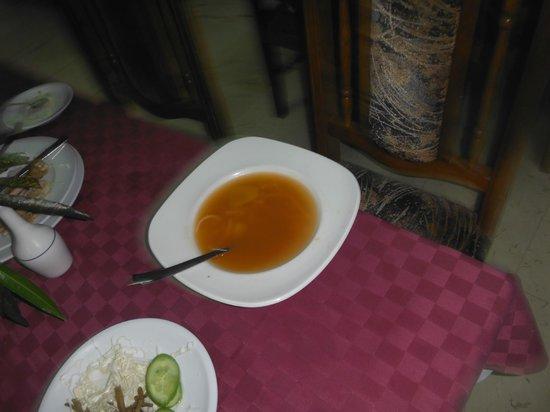 Hotel Islazul Sierra Maestra: Im Knast gibts bessere Suppe