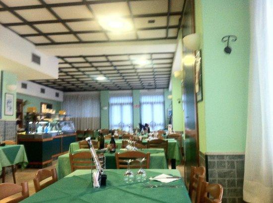 Hotel Elisa: The restaurant downstairs