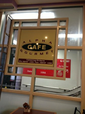 Alpha Gourmet Cafe