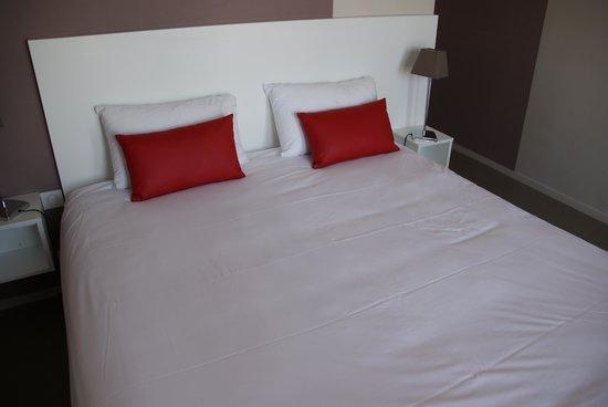 Hotel Port Haliguen: Room interior