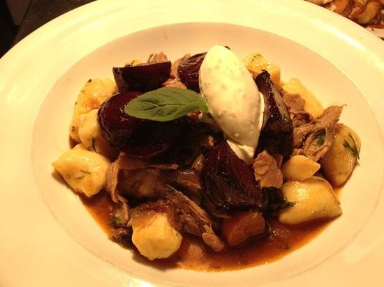 St Mounts Boutique Hotel & Trattoria: gnocchi was amazing!