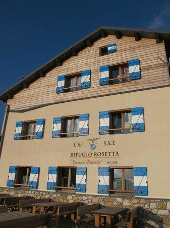 Rifugio Rosetta G. Pedrotti: rifugio