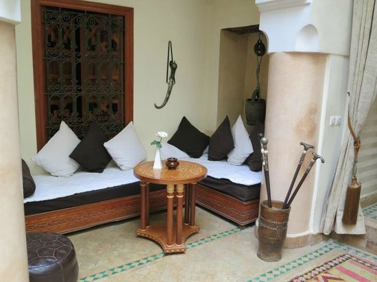 Riad Les Trois Palmiers El Bacha : LTP
