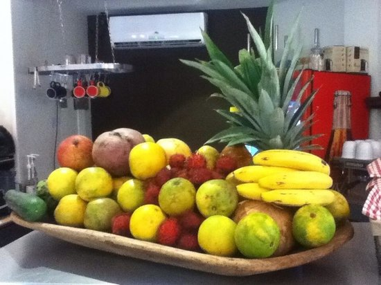 Java 654 Coffee Shop : Fresh Fruit Everyday!!