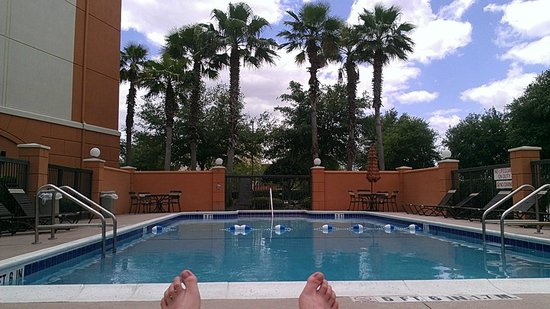 Hyatt Place Orlando Airport: pool
