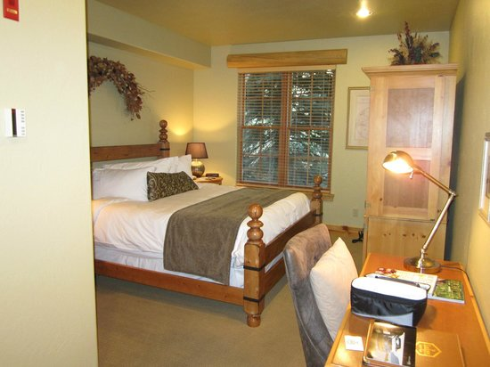 Lodges at Deer Valley: Bed