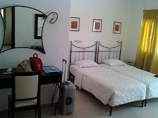 Angela Suites Boutique Hotel: una delle nostre stanze del ns.alloggio