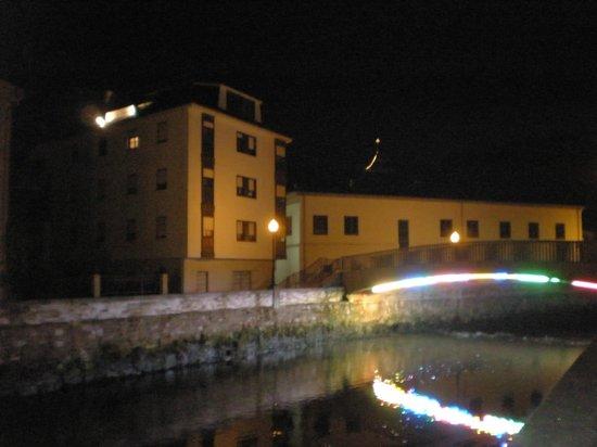 Hotel La Bilbaina en Vegadeo