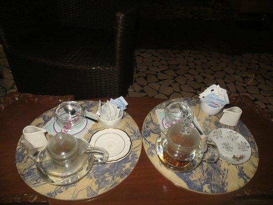 Chabauddin-Tea House: Chai for two