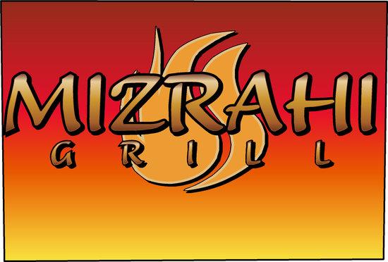 Mizrahi Grill: Our Logo