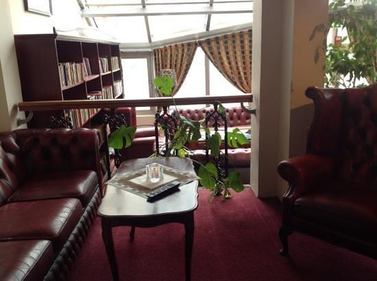 Skagen Hotel: hall
