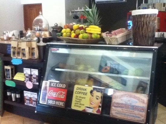 Java 654 Coffee Shop: The Shop
